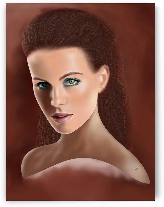Bengslicaake - Kate Beckinsale by Cersatti Art