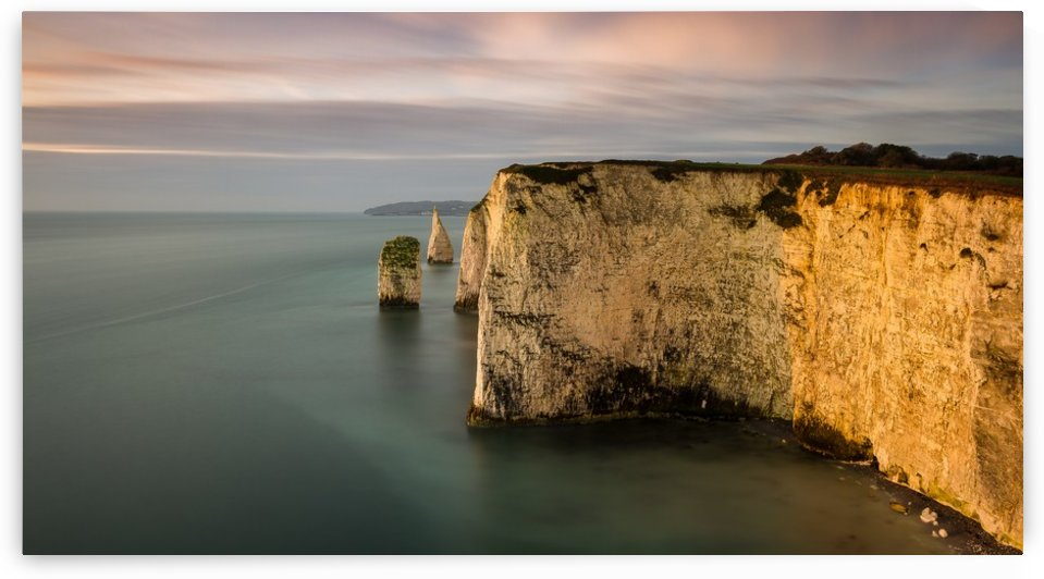 Old Harry Rocks, Swanage, UK by Keith Truman