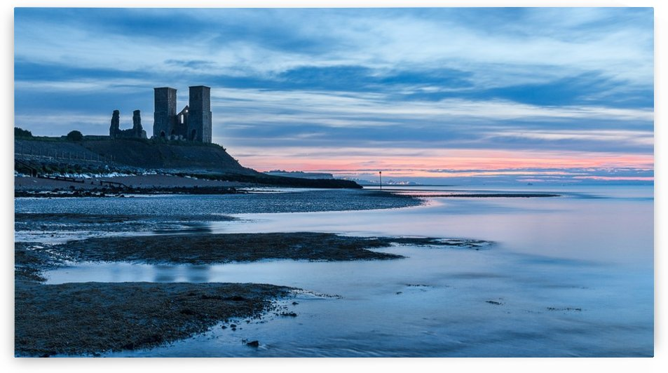 Reculver Towers, Kent, UK by Keith Truman