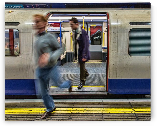 Tube Rush by Keith Truman