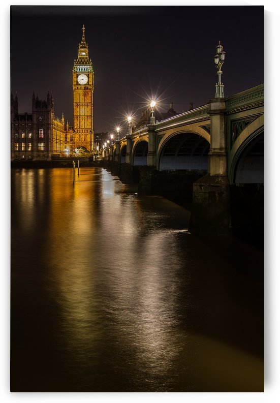 Houses of Parliament, London by Keith Truman