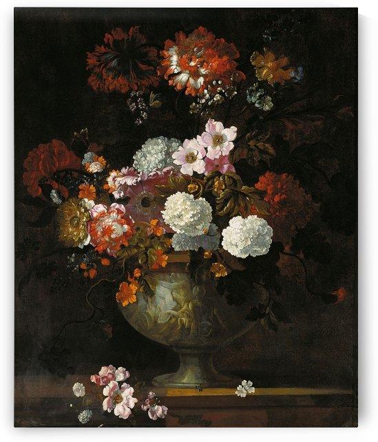 Bouquet dans un vase.jpg by Jean Baptiste Monnoyer