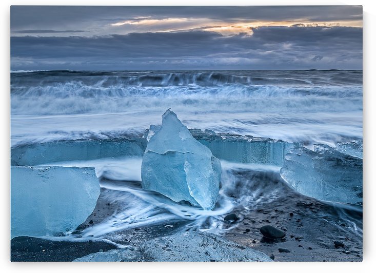 Ice Barrier by Keith Truman