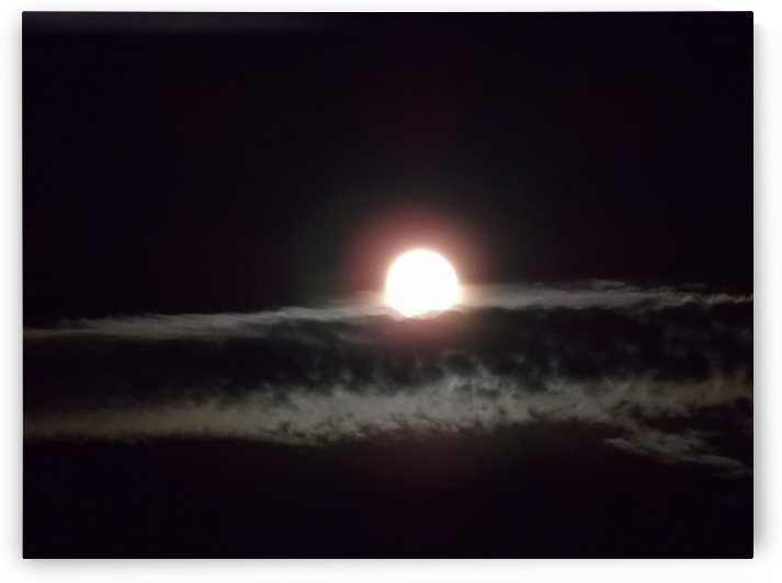 Moon Rise 3 by Tammy Shook aka Kelra