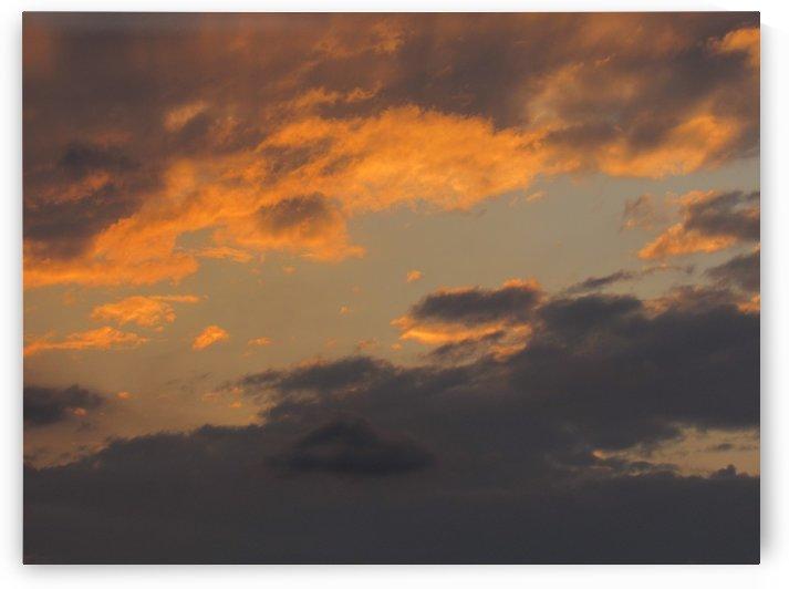 Sunset in Philomont, Virginia by Deborah Morrow