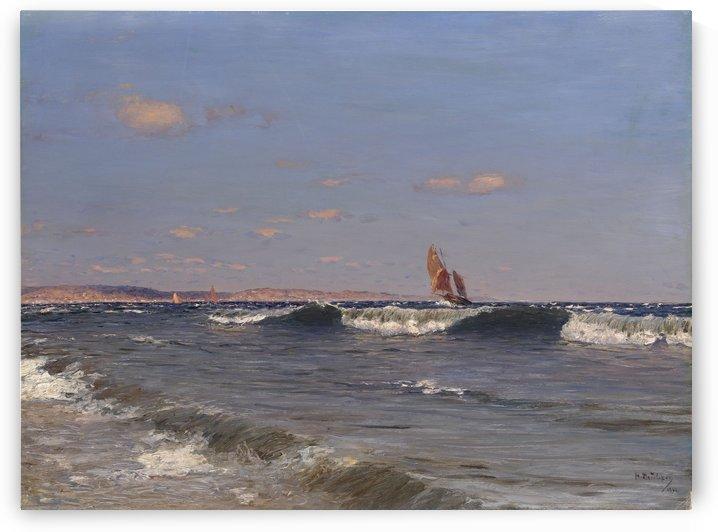 Sea Side by Nikolay Dubovskoy
