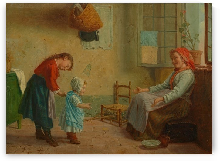 The first steps by Georgios Jakobides