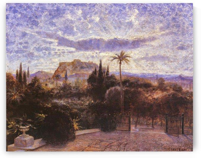 The garden of gods by Georgios Jakobides