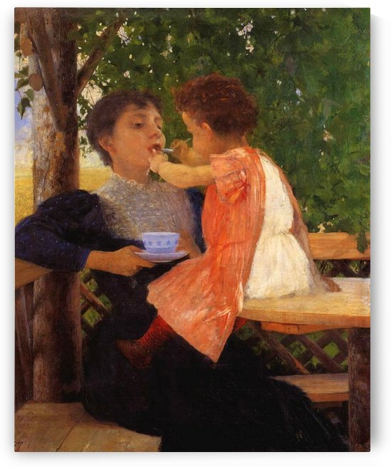 Reversal of roles by Georgios Jakobides