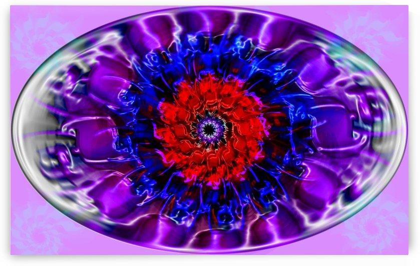 Fractal Eye by Tammy Shook aka Kelra