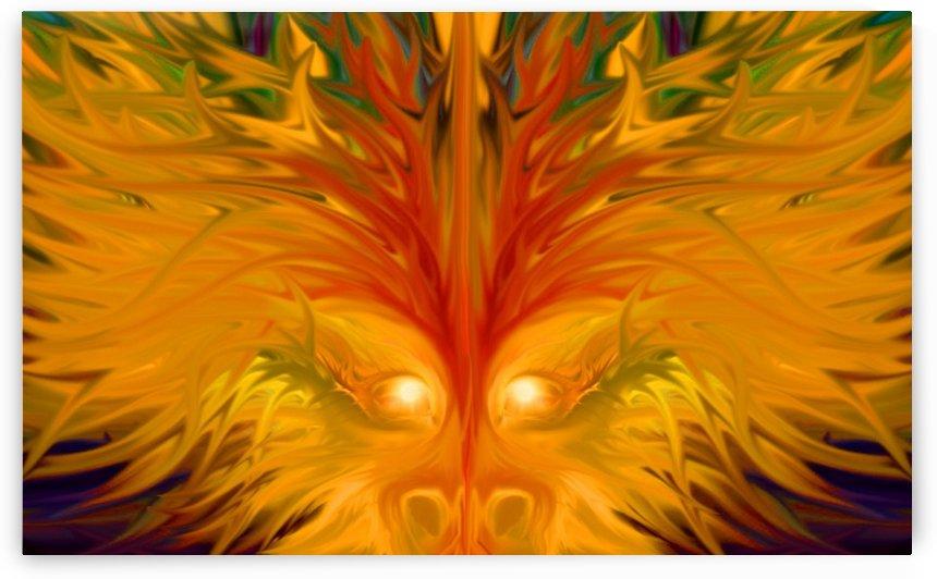 Yellow Dragon by Tammy Shook aka Kelra