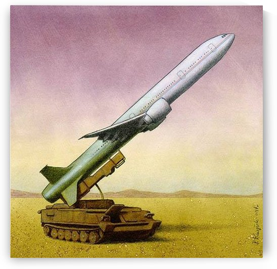 New Weapon by Pawel Kuczynski