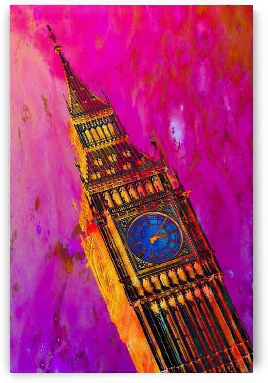 Big Ben  by Luigi Petro