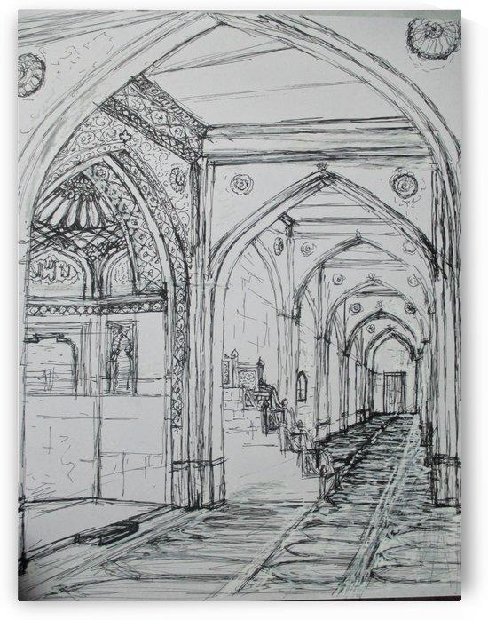 shajaani mosque by ajmal maharaj