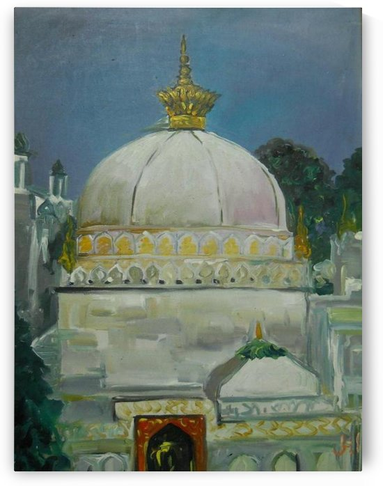 dargah  by ajmal maharaj