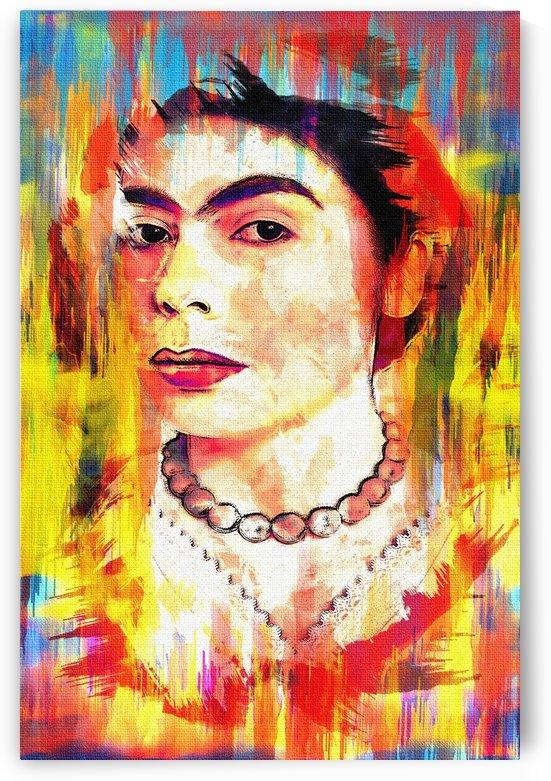 Frida's Reincarnation by Tania Priscilla Shute