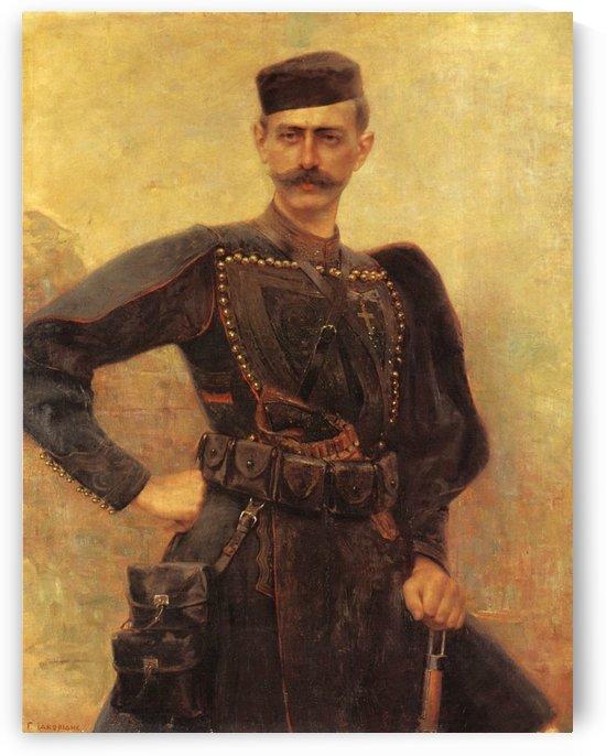 Pavlos Melas by Georgios Jakobides
