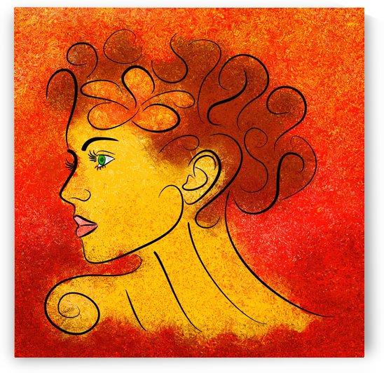 Finoluccia V1 - simple beauty by Cersatti Art