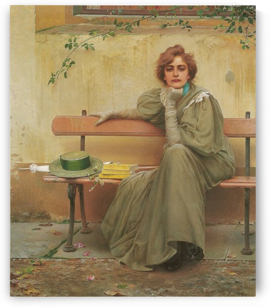 Dreams by Vittorio Matteo Corcos