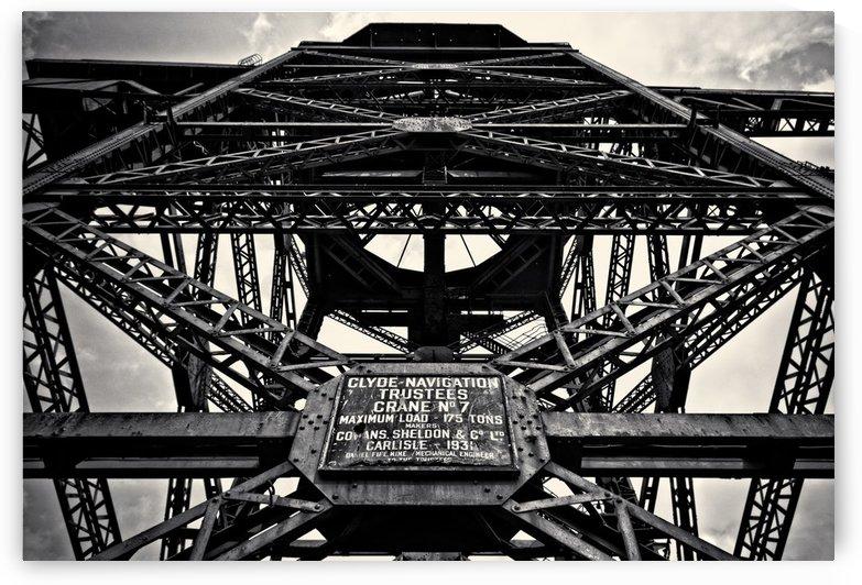 Finnieston Crane by Fergus Maitland