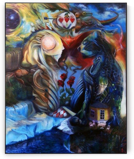 Halmstad Hearts by El Kiva