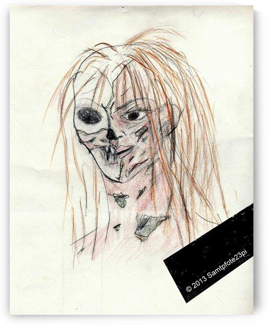 Zombie by Samtpfote Zwodreipi