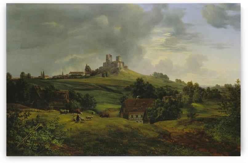 Stolpen by Ernst Ferdinand Oehme