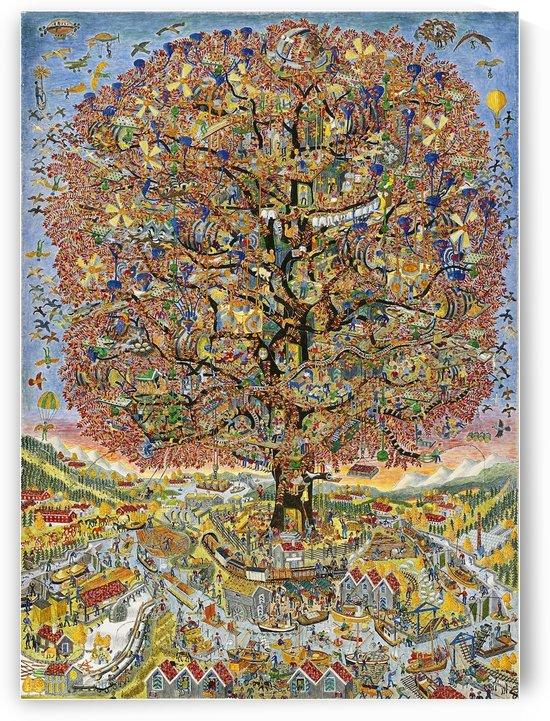 Treet - The tree by BjornWinsnes