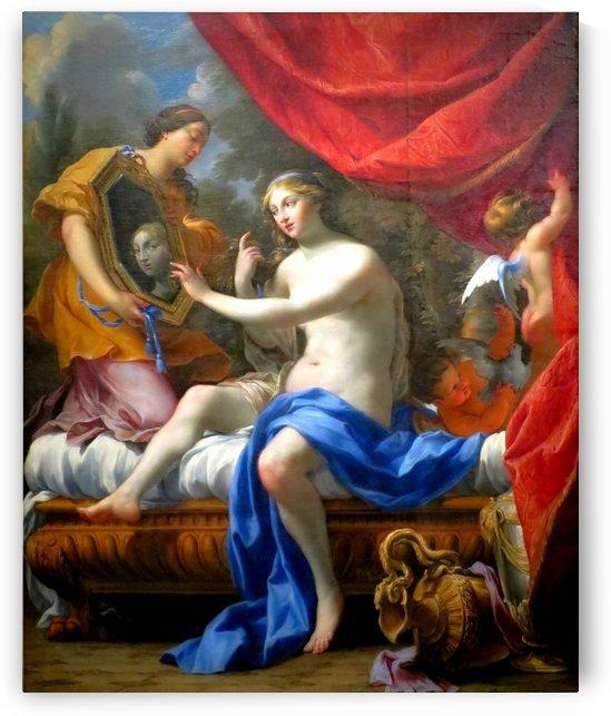 Toilet of Venus by Simon Vouet