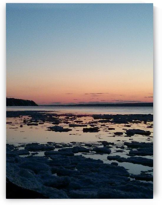 Sunrise quebec by Julie Ouellet Pepin