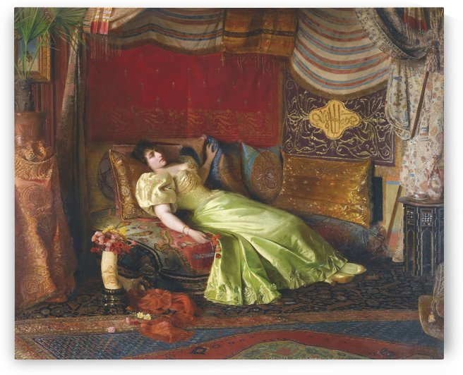 Dreams of the Orient by Georges Croegaert