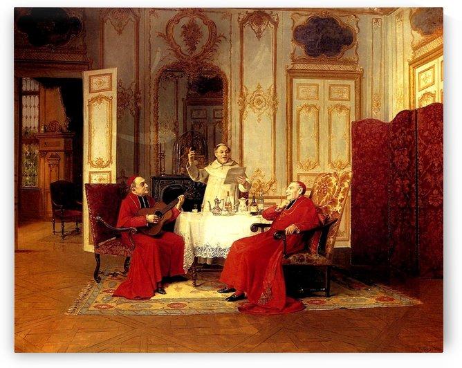 The Recital by Victor Marais-Milton