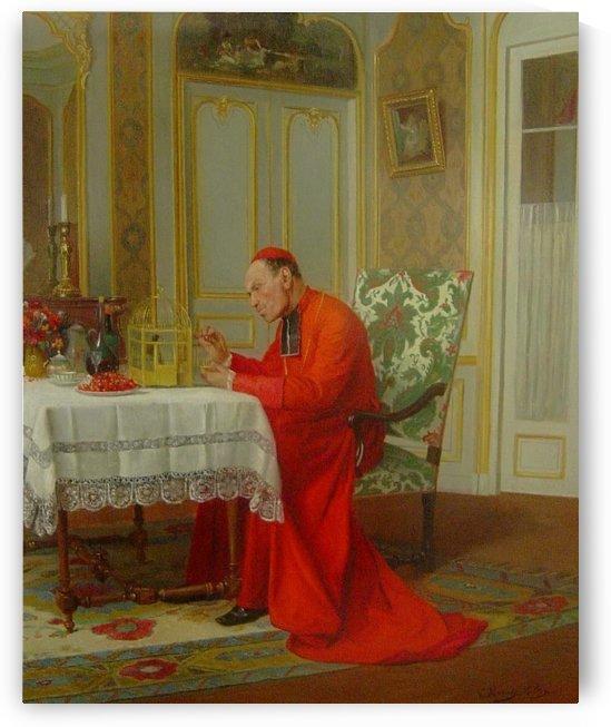 The tasteful cherries by Victor Marais-Milton