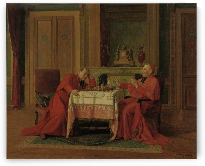 Checkmate by Victor Marais-Milton
