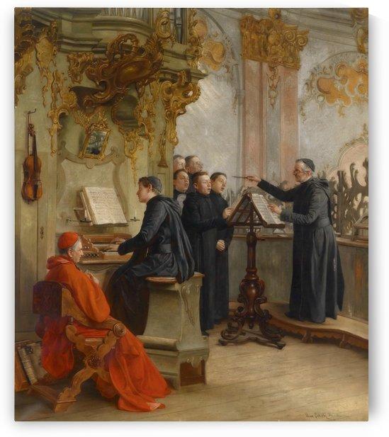 Chorkonzert by Max Scholz