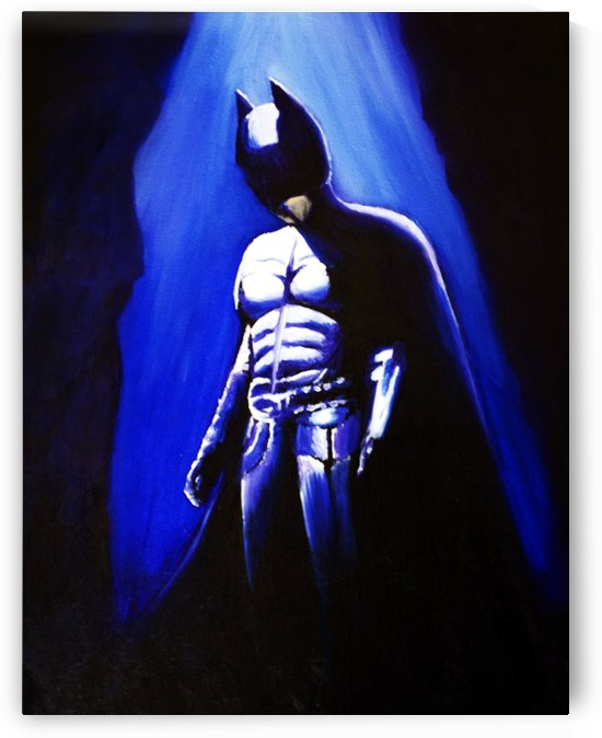 The Dark Knight by Hayley Boothe