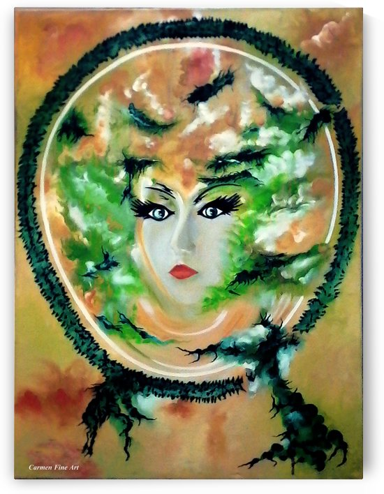 Transfigured Illumination by Carmen Fine Art