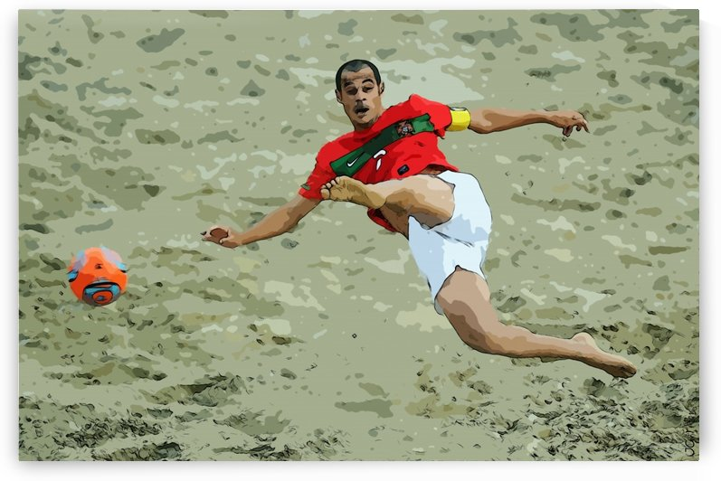 Beach football_11 by Watch & enjoy-JG