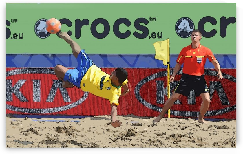 Beach football_14 by Watch & enjoy-JG