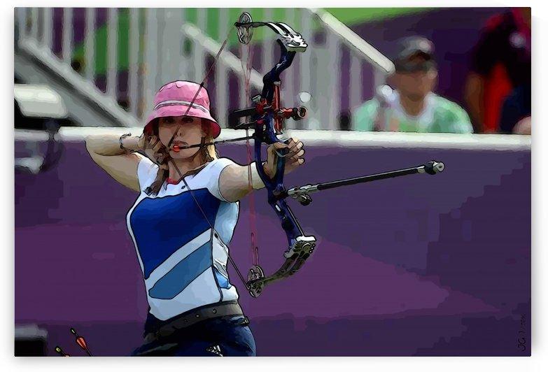Archery_03 by Watch & enjoy-JG
