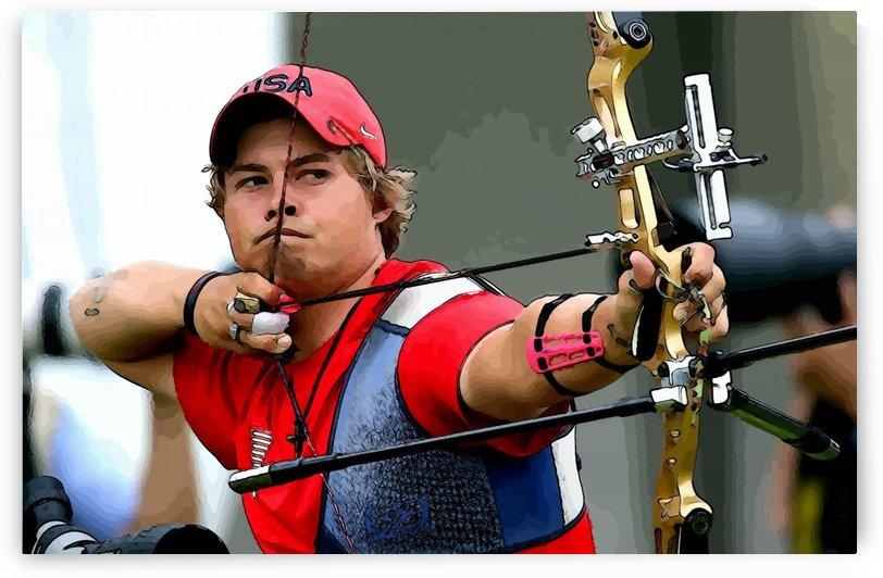 Archery_05 by Watch & enjoy-JG