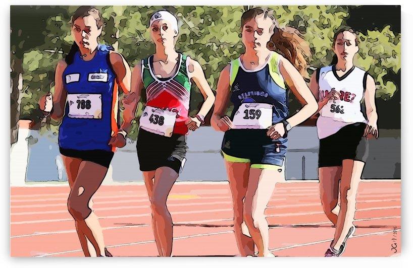 Athletics_03 by Watch & enjoy-JG