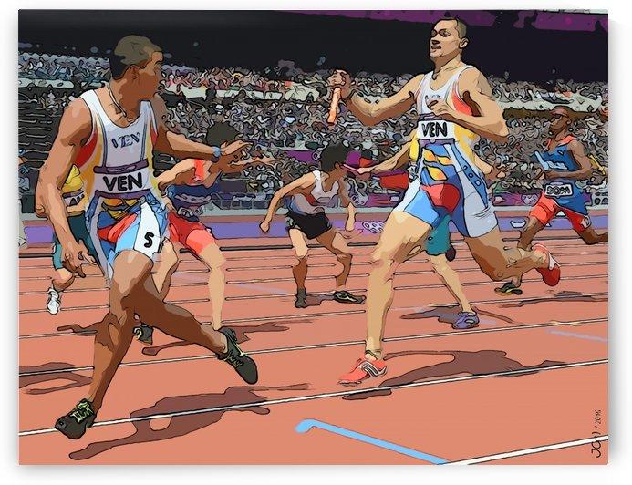 Athletics_04 by Watch & enjoy-JG