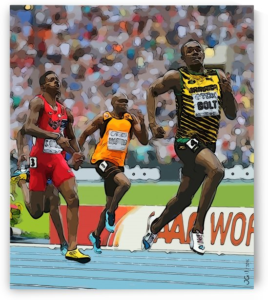 Athletics_09 by Watch & enjoy-JG