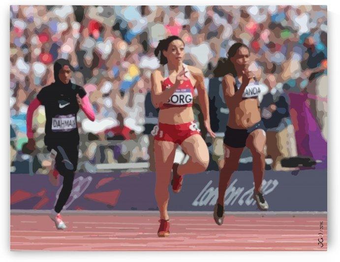 Athletics_17 by Watch & enjoy-JG