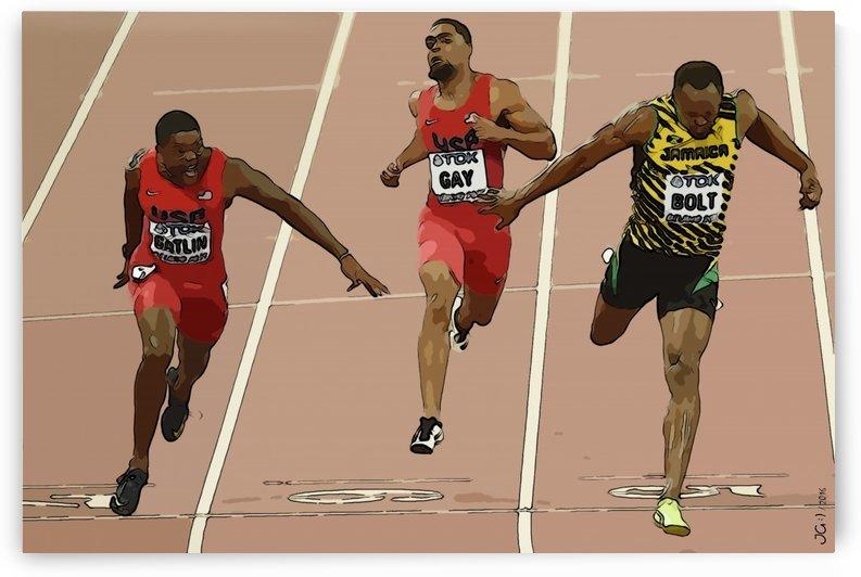 Athletics_20 by Watch & enjoy-JG
