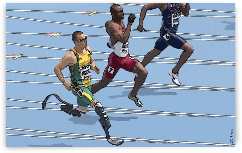 Athletics_24 by Watch & enjoy-JG