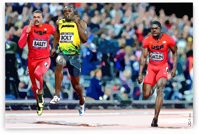 Athletics_25 by Watch & enjoy-JG