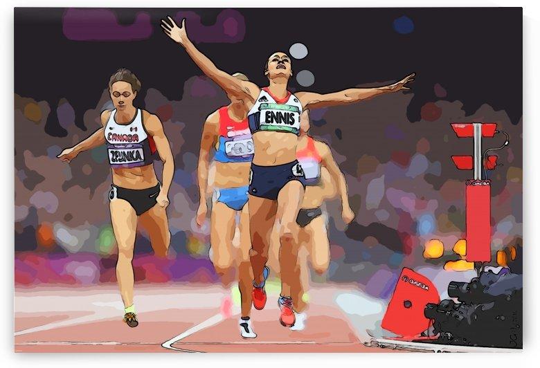 Athletics_30 by Watch & enjoy-JG