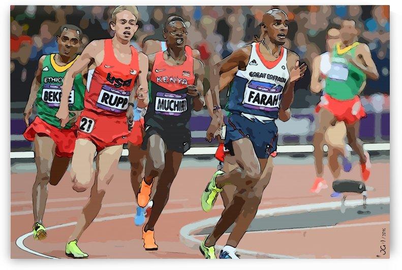 Athletics_31 by Watch & enjoy-JG
